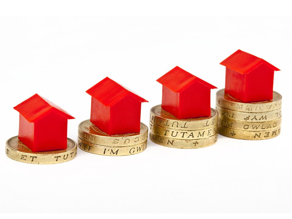Household energy bills start to increase