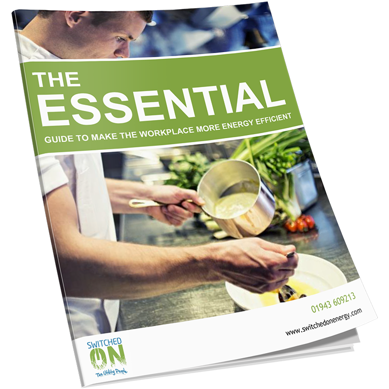 THE ESSENTIAL GUIDE TO MAKE THE WORKPLACE MORE ENERGY EFFICIENT